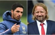 Arsenal phớt lờ cảnh báo của cựu giám đốc chuyển nhượng về Arteta