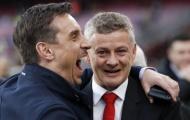 Neville chỉ ra đường lối chuyển nhượng cho Man United