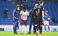 Arsenal tổn thất lớn sau chiến thắng trước Brighton