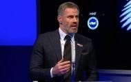 Liverpool thua trận, Carragher tranh cãi nảy lửa với Henderson
