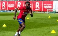 Barcelona được tăng cường 'viện binh' cực chất