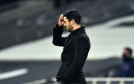 'Arteta khỏi phải lo nếu Arsenal kết thúc mùa giải với vị trí 14'