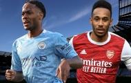 5 cặp đấu 1 chọi 1 hay nhất đại chiến Arsenal vs Man City
