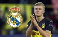 Dortmund ra 1 yêu sách tiên quyết nếu Real muốn có Haaland