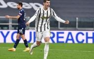 Ronaldo dự bị, Juventus đã tìm ra 'kẻ đóng thế' hoàn hảo