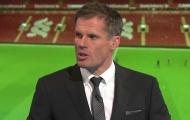 Thán phục, Carragher khen ngợi đặc biệt 'bộ não' Arsenal