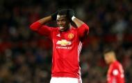 Man United chiêu mộ 'kẻ thay thế' Pogba