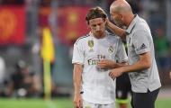 Real Madrid 'tan nát' sau loạt trận quốc tế