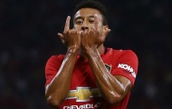 Man United và niềm vui ngoài mong đợi từ Jesse Lingard