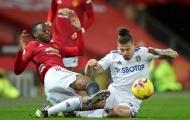 Hòa nhạt, CĐV Man United chỉ ra ngôi sao hay nhất trước Leeds