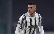 Liverpool nhắm trung vệ Juventus