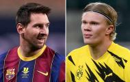 Messi đồng lòng, Barca chiêu mộ chân sút thượng hạng