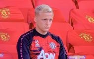 Donny van de Beek đã tự làm khó mình ở M.U