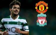 Sporting 'chơi chiêu' với Man Utd và Liverpool