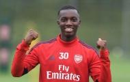 Arsenal quyết đẩy đi sao trẻ 'không có tương lai' tại Emirates