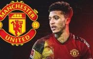 Thương vụ Sancho đến Man United có tiến triển mới