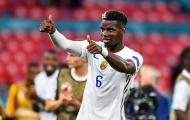 'Chúng tôi chưa có sự tôn trọng cần thiết với Pogba tại Anh'