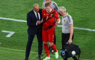 HLV Martinez xác nhận tình trạng của Hazard và De Bruyne