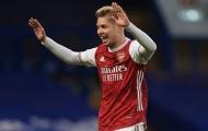 Arsenal từ chối bán báu vật tuyến giữa