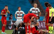 Bỉ nhận tin xấu về bộ đôi Hazard và De Bruyne