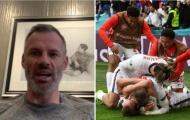 Carragher ca ngợi sao Man Utd của tuyển Anh