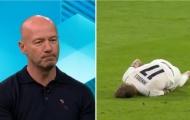 Shearer chỉ trích sao tuyển Ý: 'Thật đáng xấu hổ'