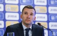 Shevchenko lý giải nguyên nhân Ukraine thua trước Anh