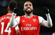 'Arsenal sẽ để Lacazette ra đi'