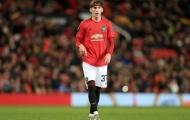 Sao trẻ Man Utd được 4 CLB săn đón