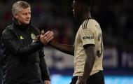 Lukaku gửi thông điệp đặc biệt đến cầu thủ Man United