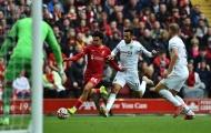 Sao Liverpool lọt vào ĐHTB Premier League