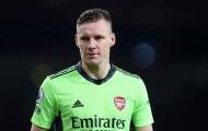 Arsenal xác định hai mục tiêu thay thế Bernd Leno