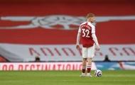 Odegaard chỉ ra đối tác lý tưởng trong màu áo Arsenal
