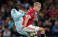 Van de Beek sắp được giải cứu bởi đội bóng Premier League?