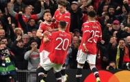 CĐV Man Utd: 'Một bàn thắng tuyệt vời của Telles'