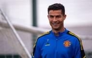 Fabio da Silva thầm cảm ơn Ronaldo