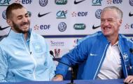 Deschamps nhận định khả năng Benzema giành Ballon d'Or