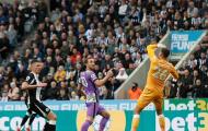 Harry Kane được ca ngợi sau khi xé lưới Newcastle
