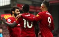 'Tịt ngòi', tiền đạo của Liverpool vẫn được đồng đội hết lời bảo vệ