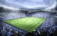 Sân mới của Tottenham sẽ phục vụ cho EPL lẫn NFL