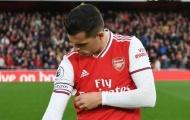 Lo sợ Arsenal trượt dốc, Emery ra quyết định 'tàn bạo' với Xhaka