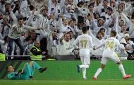 Dàn sao Real thay nhau lập kỷ lục ở El Clasico