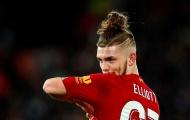 'Liverpool chọn ký hợp đồng với cậu ấy, điều đó đủ để nói lên tất cả'