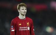 'Một khi Liverpool tìm đến, tôi đã biết mình phải đi đâu'
