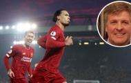 'Bạn đã bị Liverpool đánh bại trước cả tiếng còi khai cuộc'