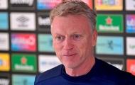 Hành quân đến Anfield, HLV David Moyes vẫn hy vọng 'thu được kết quả'