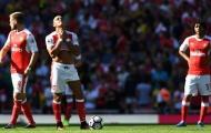 Arsenal - Còn đâu giấc mộng Pháo thủ