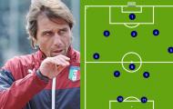 Chelsea: Đã đến lúc đá 3-5-2?
