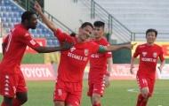 Becamex Bình Dương và nỗi thất vọng ở V-League 2016