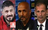 Bất ngờ! 7 đội bóng tại Serie A đồng loạt thay HLV trước mùa giải
